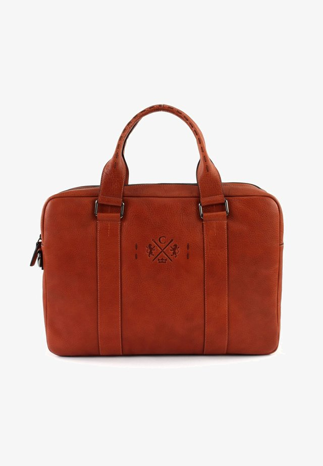 MOUNT MCKINLEY  - Briefcase - orange