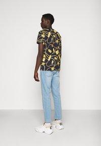 Versace Jeans Couture - Triko spotiskem - dark blue - 2