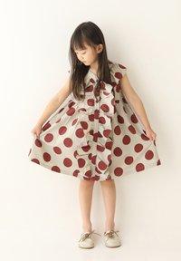 Rora - Shirt dress - beige - 0