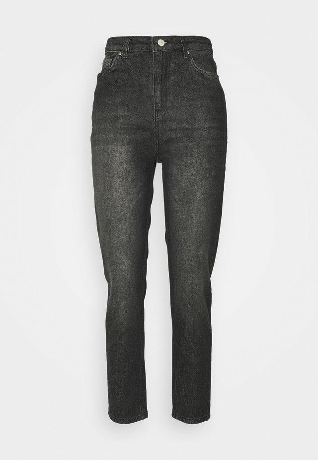 SIYAH - Straight leg jeans - black