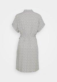 Vero Moda - VMSIMPLY EASY SHIRT DRESS - Shirt dress - navy blazer - 7