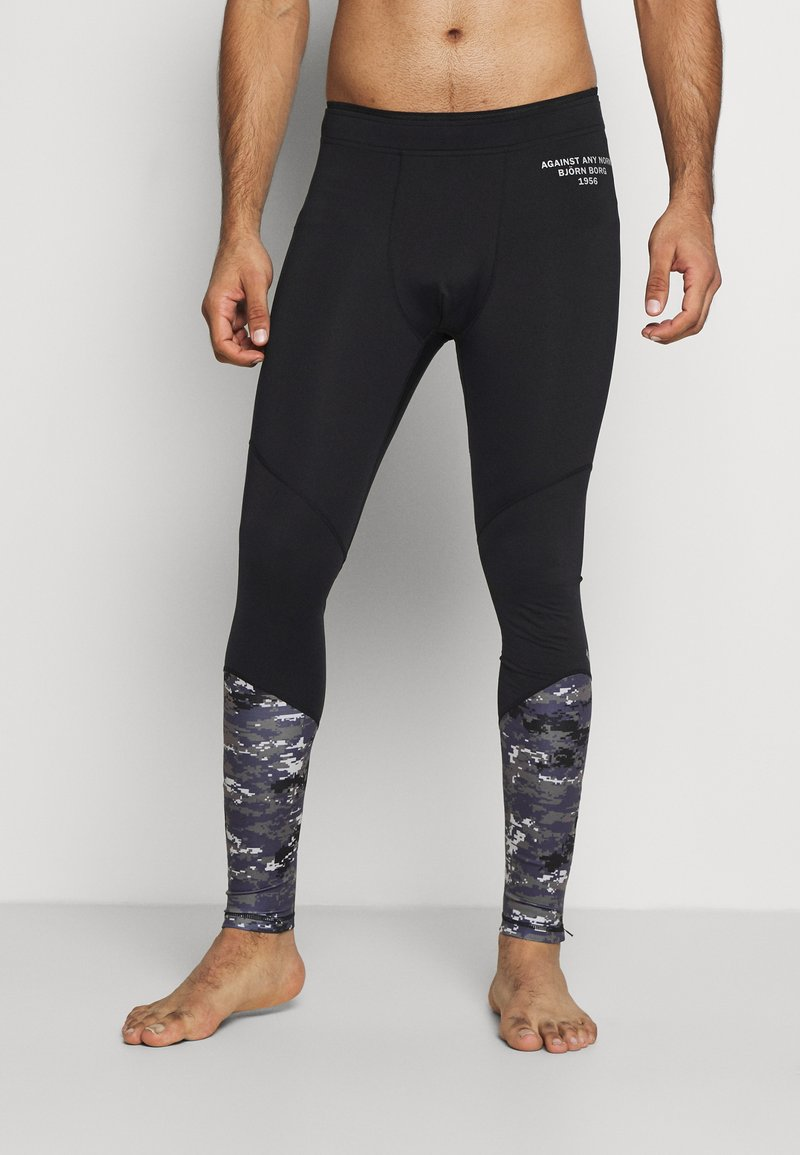 Björn Borg - NIGH - Leggings - black beauty
