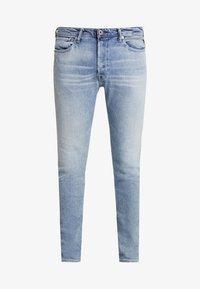 DONNY - Slim fit jeans - light blue