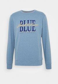 Jack & Jones - JORAMON CREW - Sweatshirt - blue heaven - 4