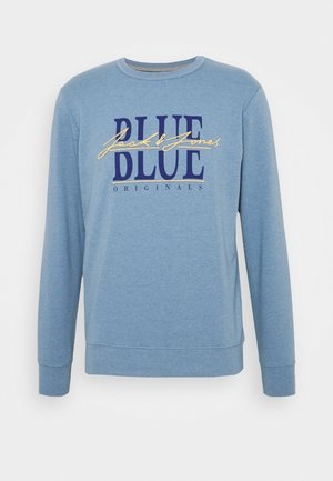 JORAMON CREW - Sweatshirt - blue heaven