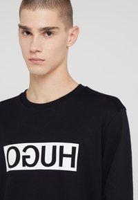 HUGO - DICAGO - Camiseta de manga larga - black - 4