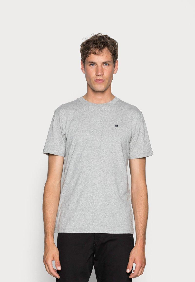 Scotch & Soda - Basic T-shirt - grey melange