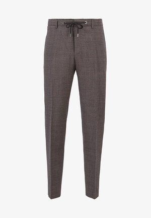 BARDON1 - Trousers - black