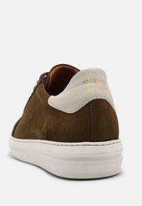Shoe The Bear - APHEX - Tenisky - khaki green - 4