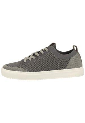 SANSIBAR SHOES SNEAKER - Sneakersy niskie - mittelgrau 32