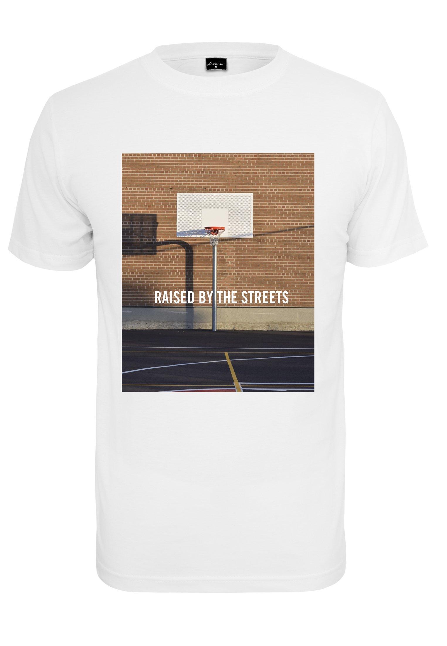 Homme RAISED BY THE STREETS  - T-shirt imprimé