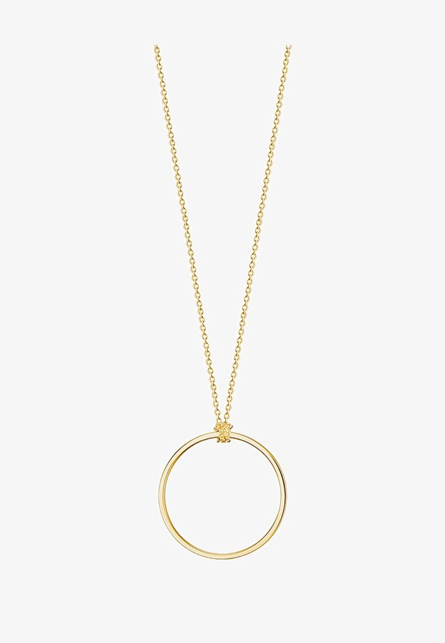 CHARM-KREIS  - Necklace - gold-coloured
