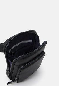 Lacoste - SOFT MATE - Across body bag - black - 2