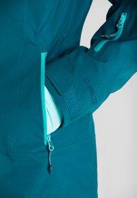 PYUA - BLISTER - Snowboard jacket - petrol blue - 9