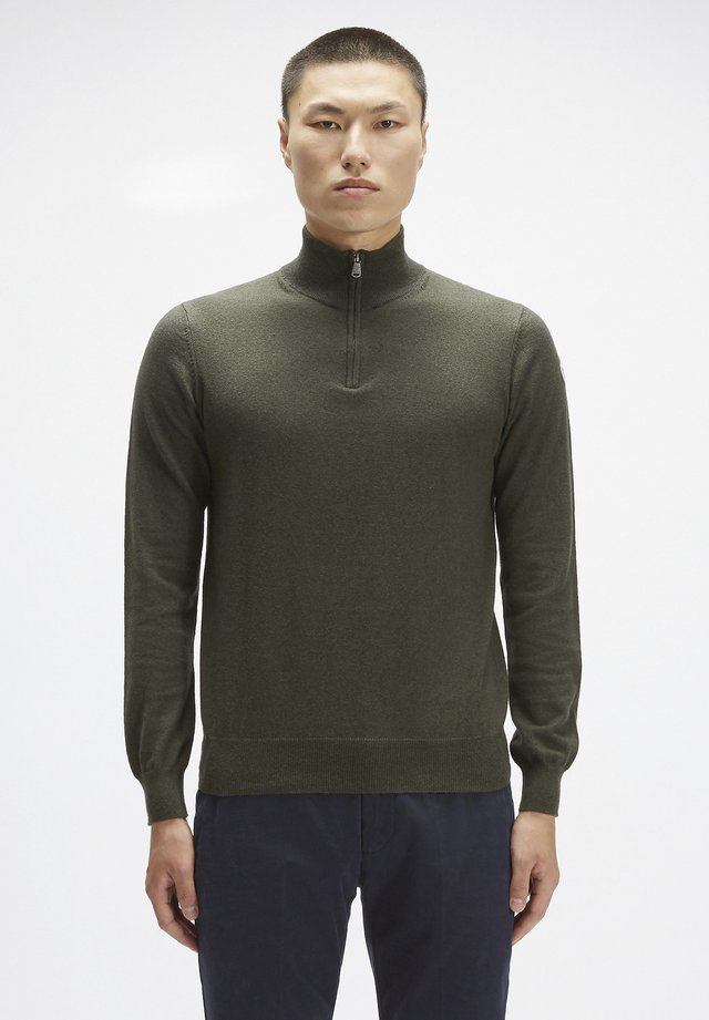 Trui - forest green