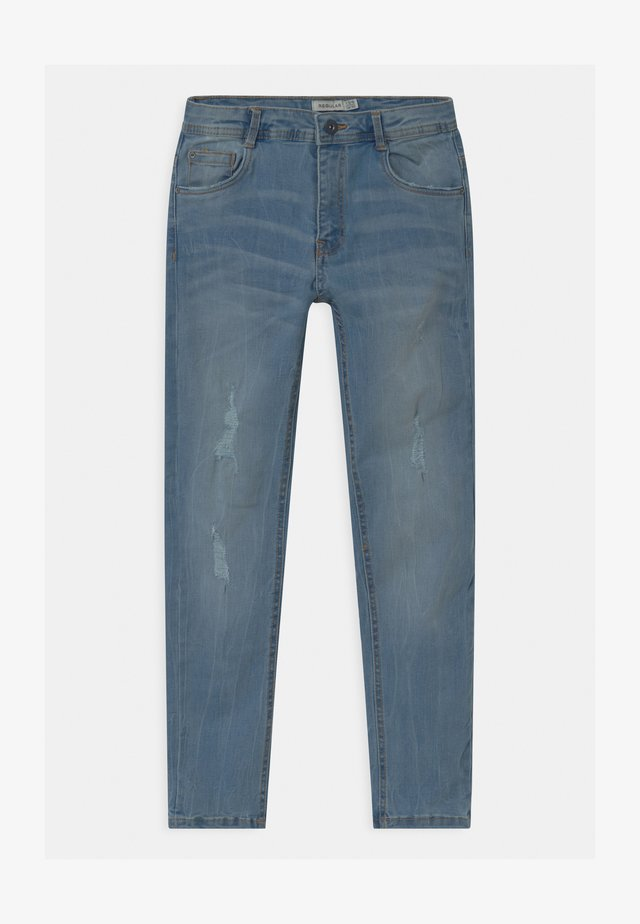 REGULAR - Slim fit jeans - medium blue