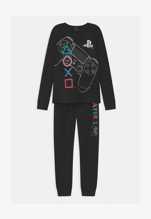 NKMPLAYSTATION  - Pyjama set - black