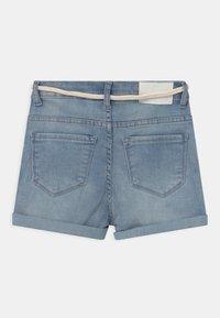 Staccato - TEENAGER - Denim shorts - light blue denim - 1