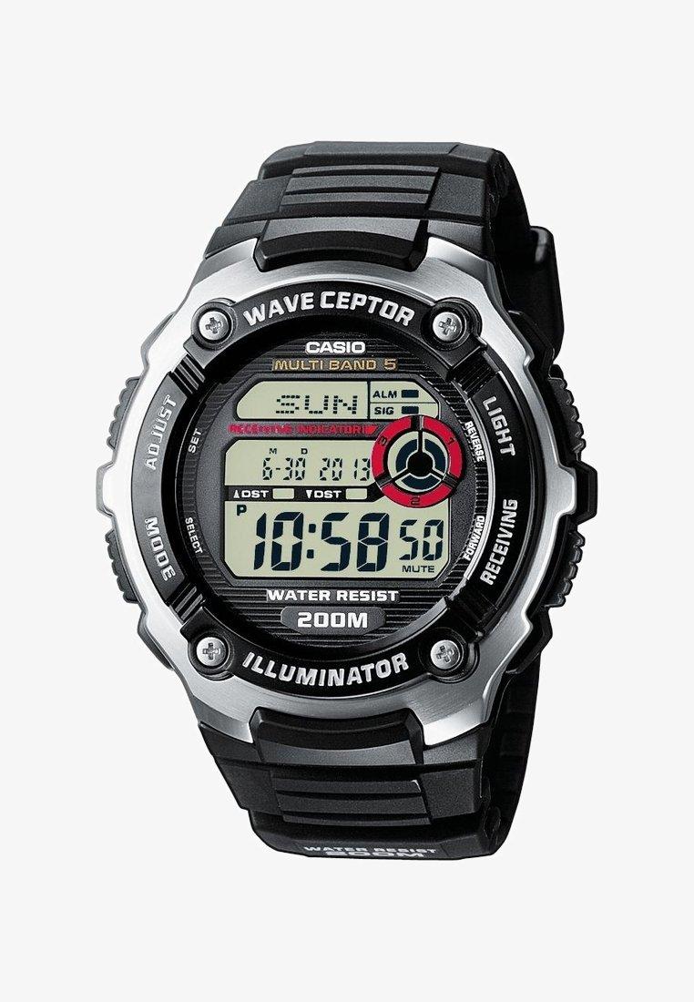 Casio - WAVE CEPTOR - Digital watch - zwart