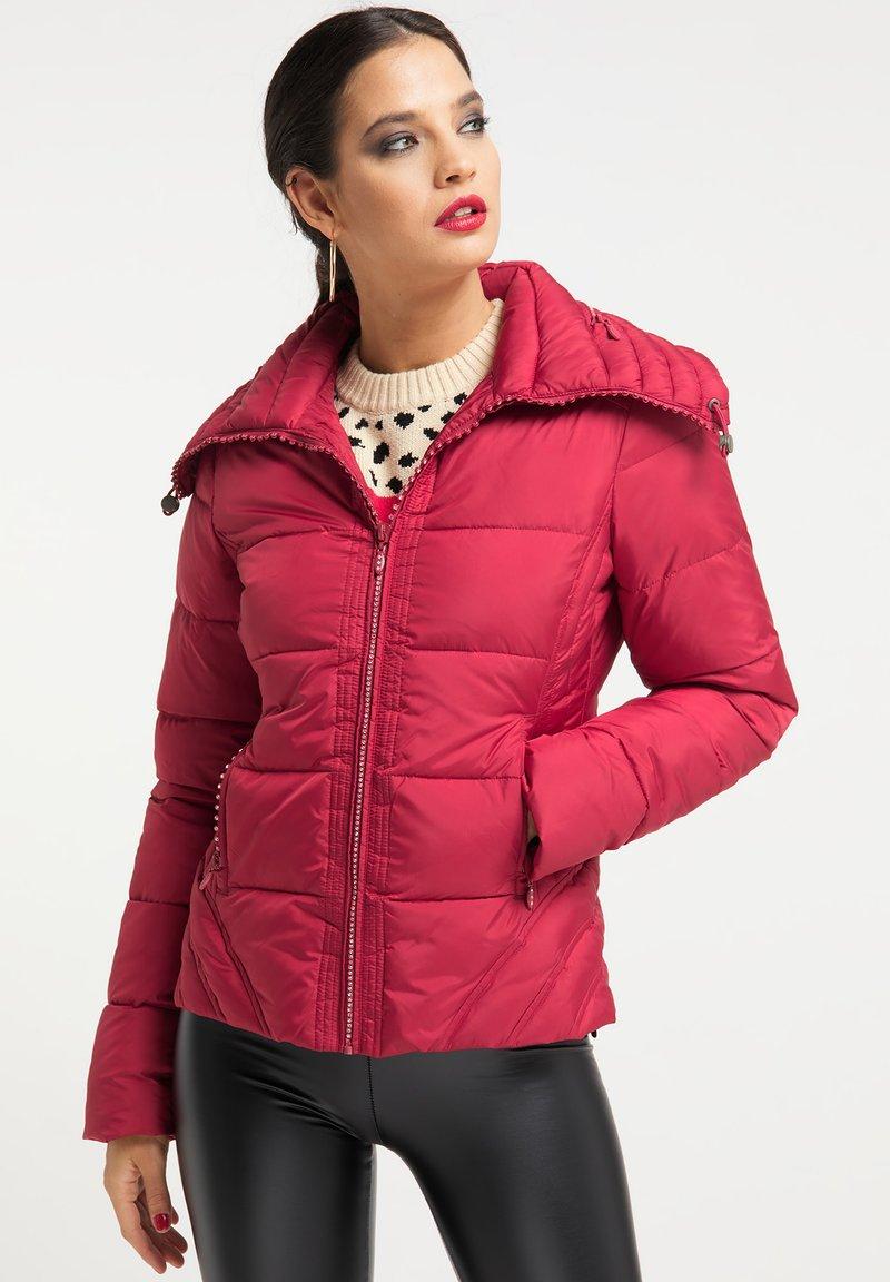faina - Light jacket - rot