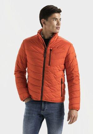 Winter jacket - pumpkin
