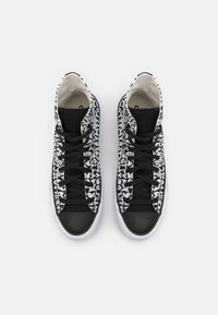 Converse - CHUCK TAYLOR ALL STAR PLATFORM MY STORY - Sneakers hoog - black/egret/digital blue - 5