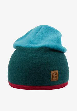 KIDS BEANIE - Gorro - smoke green