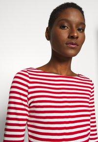 Esprit - TEE - Long sleeved top - dark red - 3