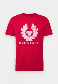 Belstaff - COTELAND  - Print T-shirt - red - 4