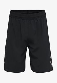 Hummel - Sports shorts - black - 0