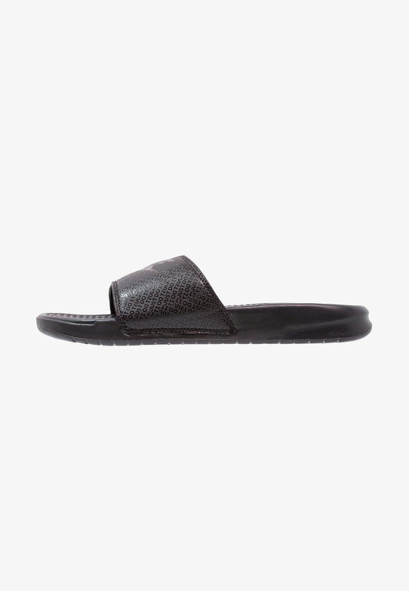 Nike Sportswear - BENASSI JDI - Pool slides - schwarz
