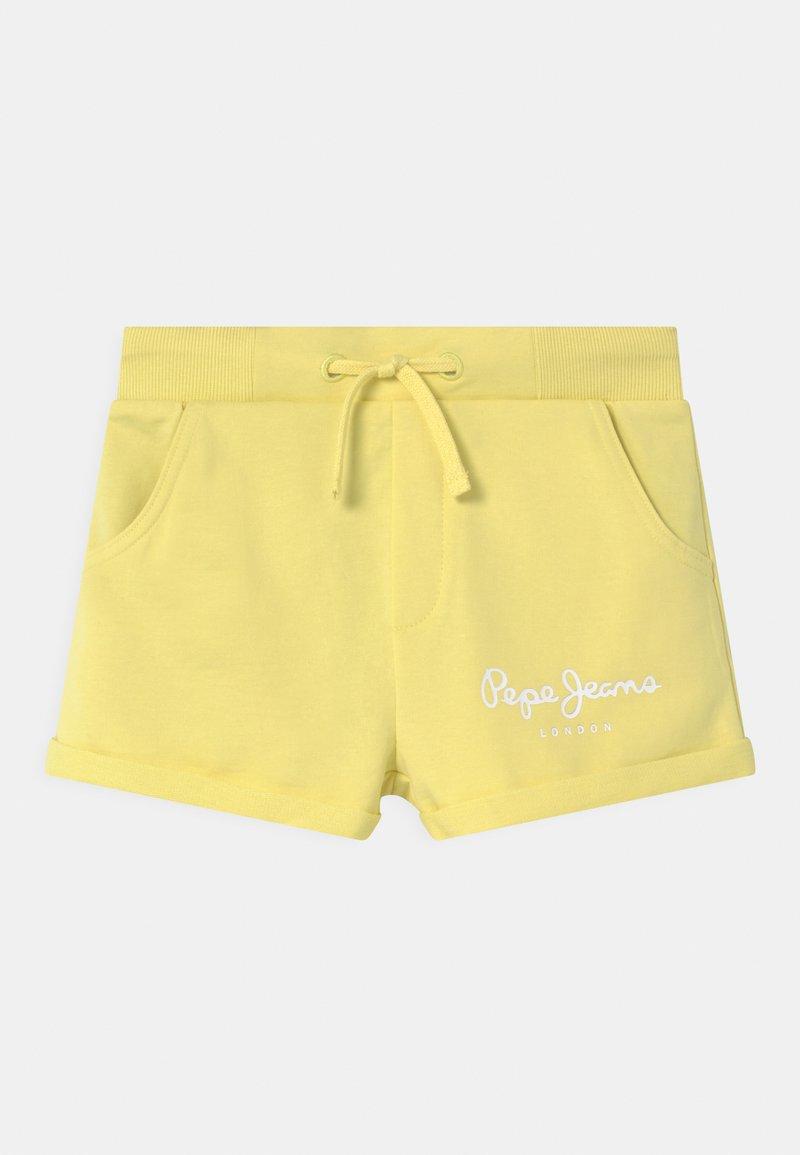 Pepe Jeans - ROSEMARY - Shorts - yellow