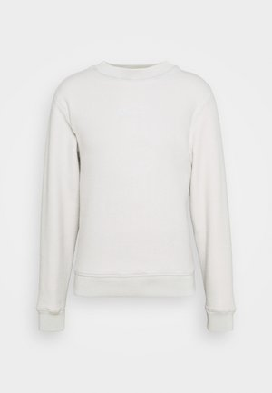 Fleece jumper - grey