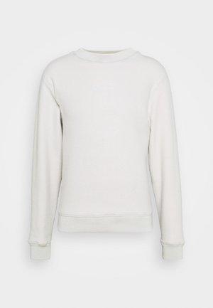 Fleece trui - grey