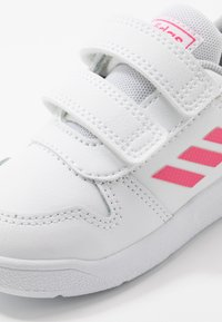 adidas Performance - TENSAUR UNISEX - Sports shoes - footwear white/real pink - 2