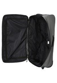 Eastpak - Wheeled suitcase - whale grey - 4