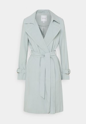 LISA SOFT - Trenchcoat - soft green