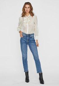 Vero Moda - Button-down blouse - birch - 1