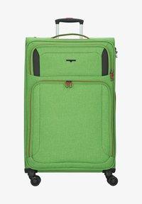 Hardware - Wheeled suitcase - bright green - 0