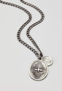 Miansai - DOVE PENDANT - Collana - oxidized silver-coloured - 3