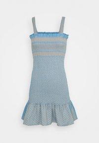 CECILIE copenhagen - JUDITH - Pletené šaty - blue - 6