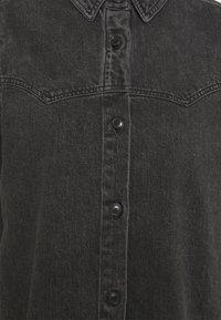 Scotch & Soda - Button-down blouse - black - 2