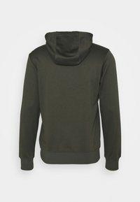 Nike Sportswear - REPEAT HOODIE - Sudadera con cremallera - cargo khaki - 1