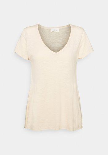 JACKSONVILLE - Basic T-shirt - beige rose vintage