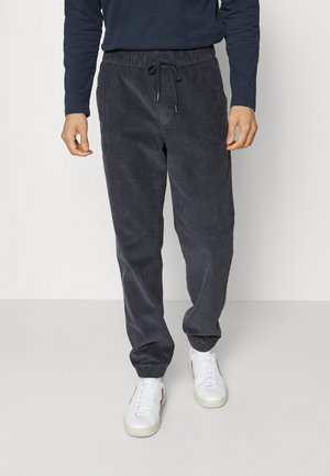 RELAXED - Trousers - blueish grey