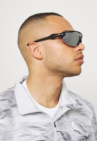 Oakley - RADAR ADVANCER UNISEX - Sportbrille - polished black - 1