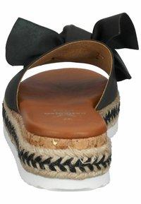 Sansibar Shoes - Muiltjes - schwarz - 2