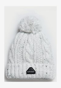 Superdry - GRACIE  - Berretto - winter white tweed - 1