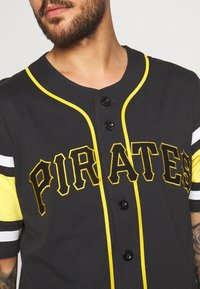 Fanatics - MLB PITTSBURGH PIRATES ICONIC FRANCHISE SUPPORTERS  - Club wear - black - 4