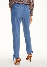 comma - Straight leg jeans - blue non stretched - 1